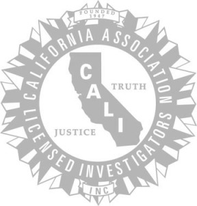 California Private Investigator Association Logo